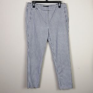 Adrianna Papell High Waisted Ankle Pants Size 10
